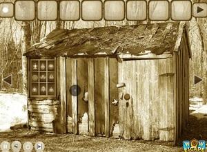 Jouer àOld shacks escape
