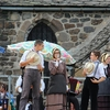 Festival folklorique Apchon