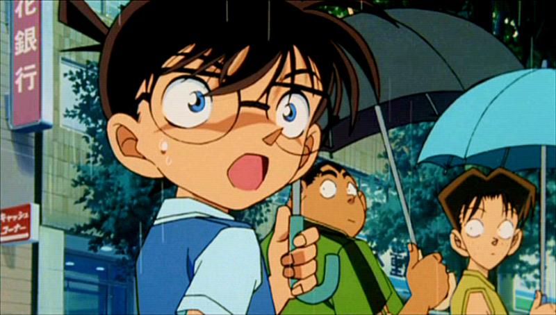Détective Conan : critiques des films 1 à 5