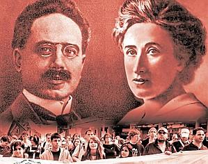 15 janvier 1919, l'assassinat de Karl Liebknecht et Rosa Luxembourg