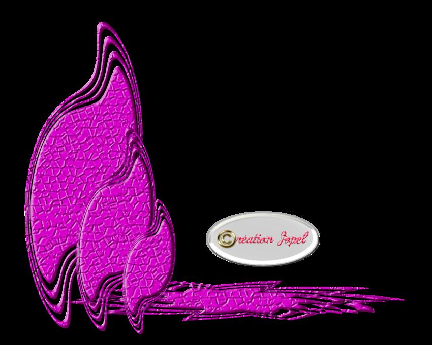Clusters style feuille par Jopel