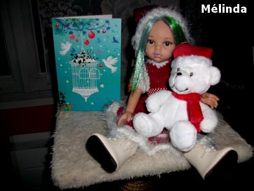 Le Père Noël a une fille...