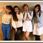 Sur le blog de Miyoshi Erika (06.03.2014)