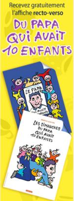 Affiche Casterman papa