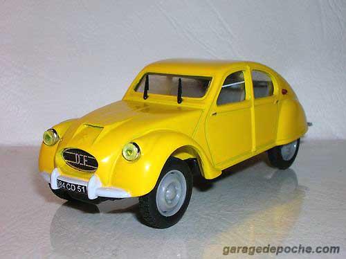 Citroën 2cv Dagonet 1956