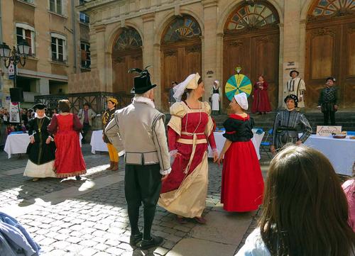 Un dimanche à Lyon