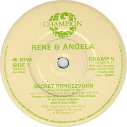 René & Angela - Secret Rendezvous