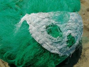 Filets de pêcheurs, Inde - © j-c leroy, 2010