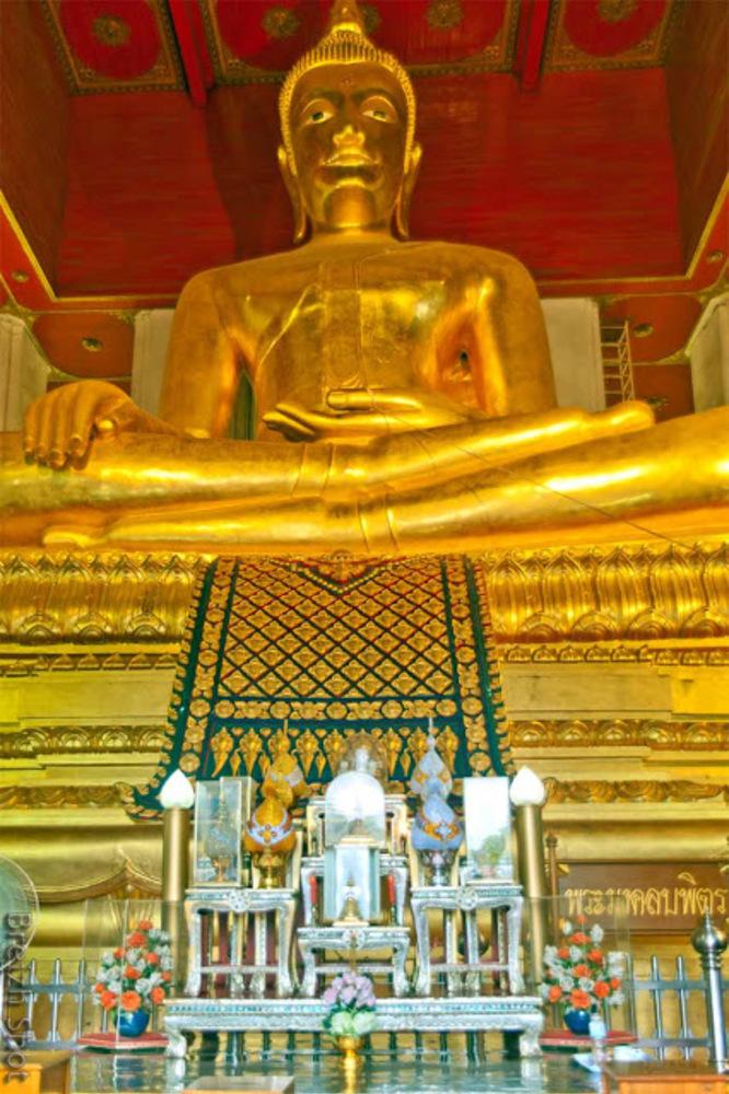 grand bouddha de thailande - ayutthaya
