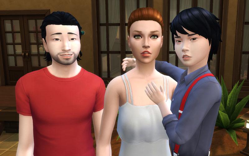 Famille Mamaki