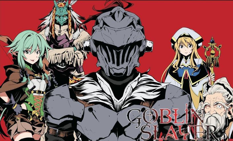 """Résultat de recherche d'images pour """"Goblin Slayer anime"""""""