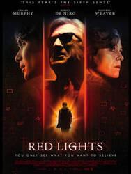 Affiche Red Lights