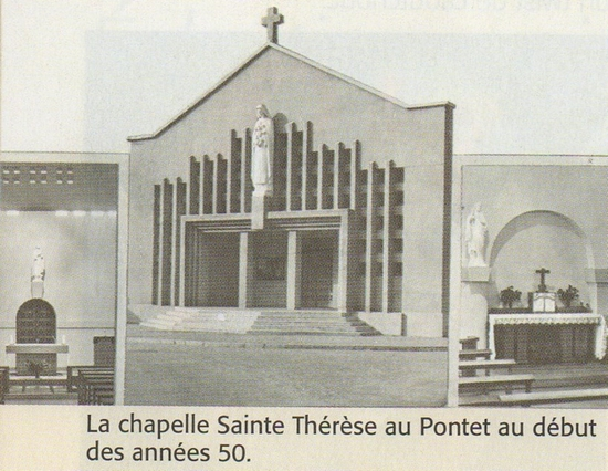 CHETAIL SAINTE THERESE