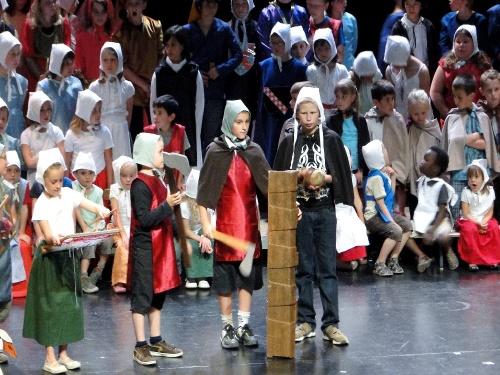 l'école Saint Bernard