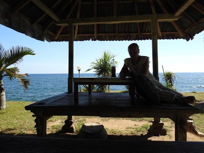 19 Aout- Amed mon paradis où je fais ma Crusoe...