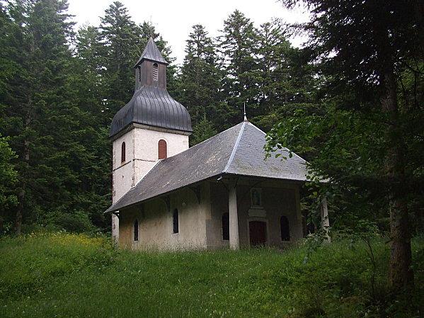 Hauteville ( Notre Dame de Mazières )