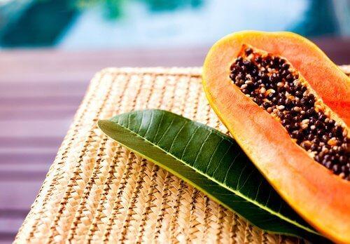 """Papaye-""""Le-fruit-de-la-bonne-sante""""-500x348"""