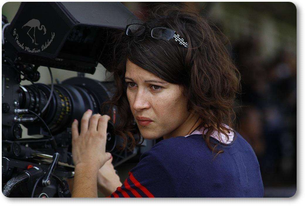 """Tournage du film (ou télé-film) """"Suzanne"""" à l'Hippodrome des Courbiers de NÎmes..."""
