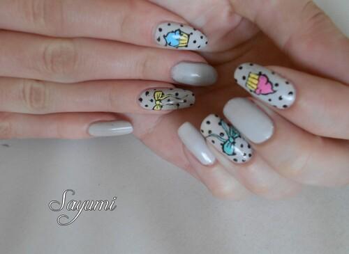 Nail Art Sweets