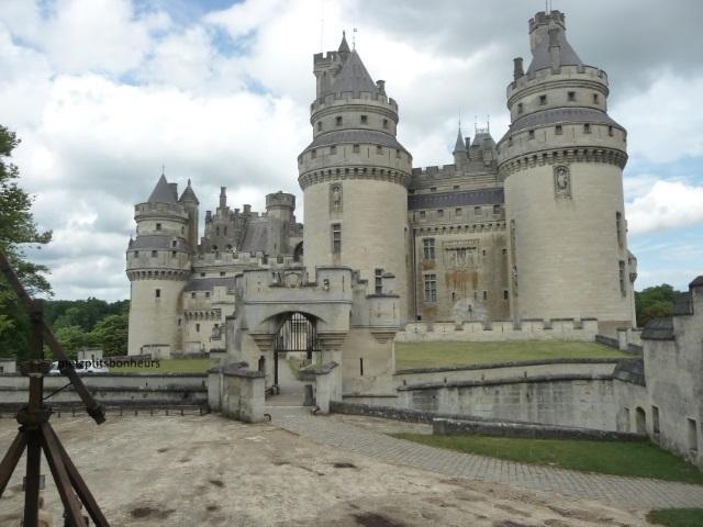Château de Pierrefonds, à voir....