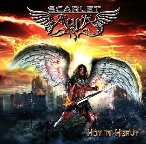 "SCARLET AURA - ""Hail To You!"" (Clip)"