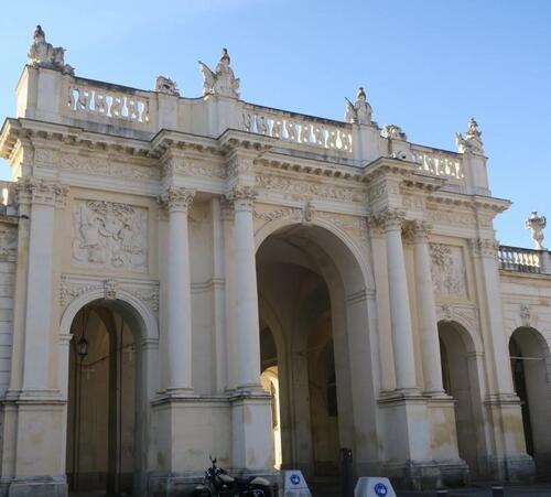 L'Arc de Triomphe à Nancy