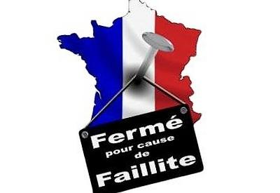France faillite