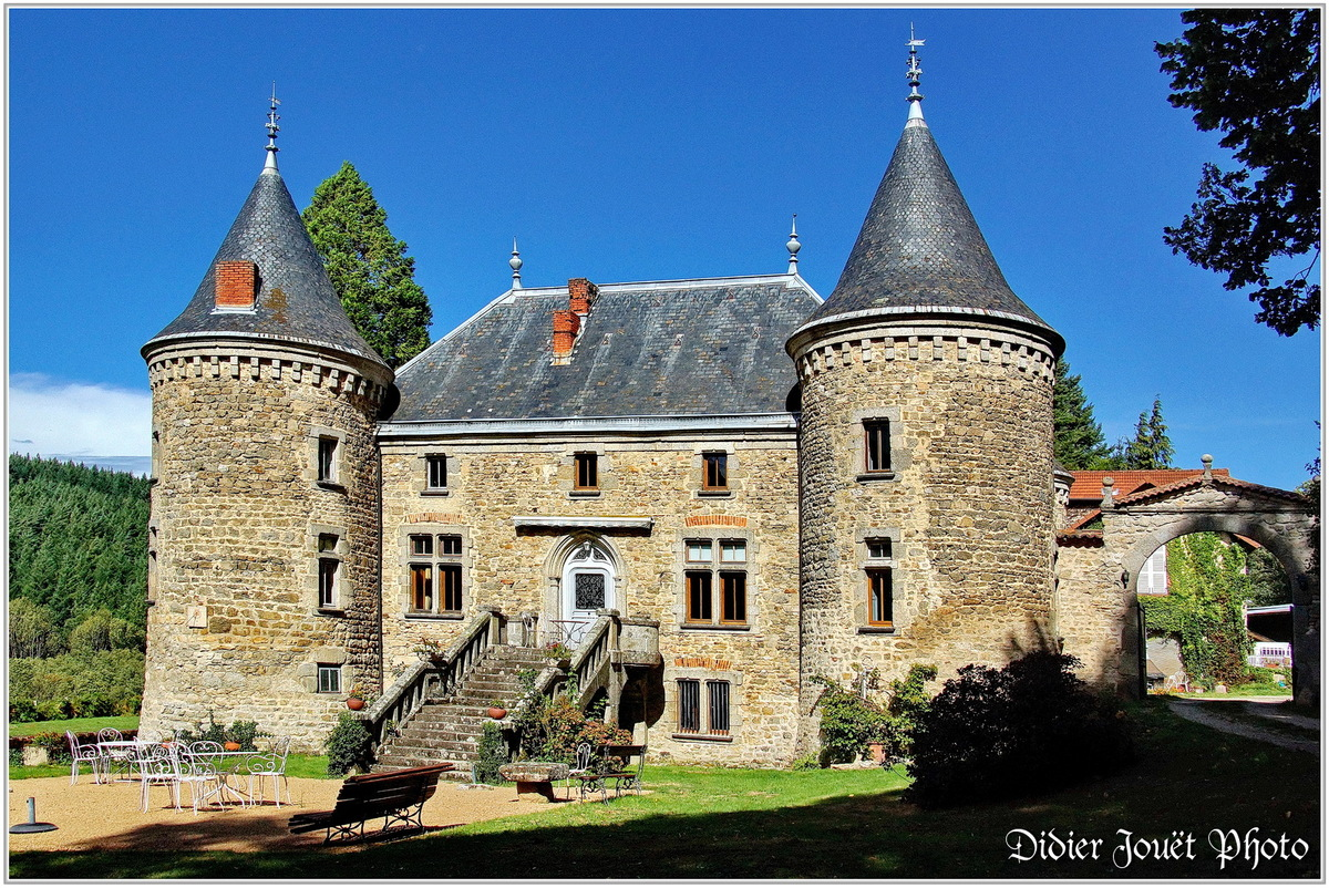 (63) Puy de Dôme - Sainte Agathe (1)