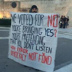 Le LIVE 2:  la Grèce a voté massivement non. L 'Europe en crise
