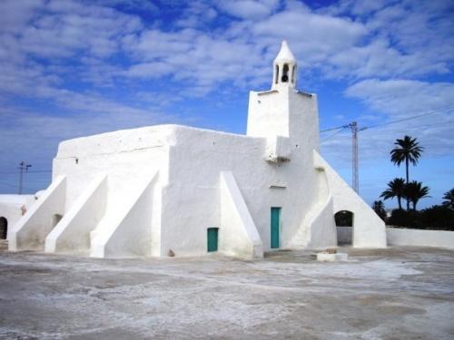 Mosquée Tlakin