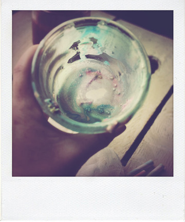 Mermaid ice cream