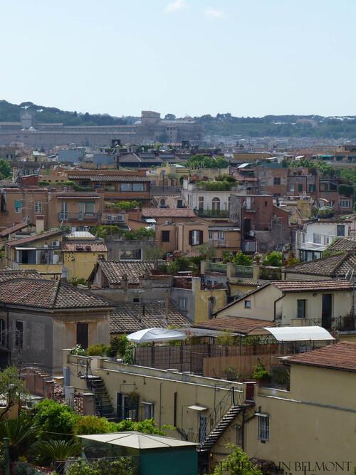 Rome, Ville (ou) Verte !