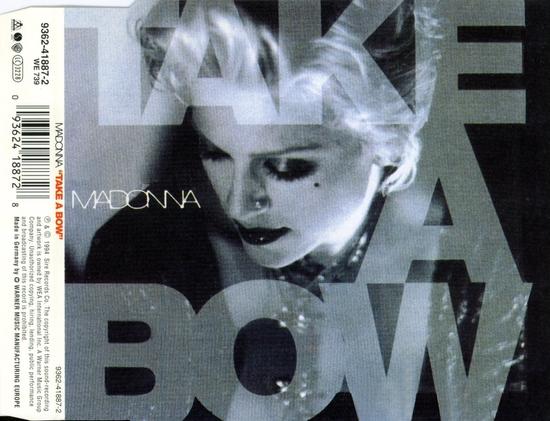 02 take a bow remixes