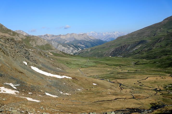 Queyras, en route vers le Col Blanchet