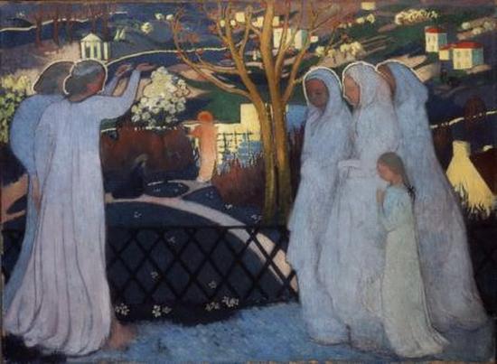 Maurice Denis, Saintes femmes au tombeau