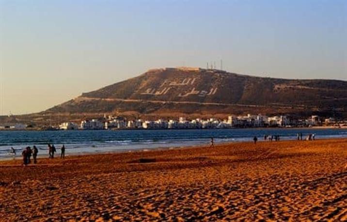 lti-Agadir Beach Club, Agadir, Plage