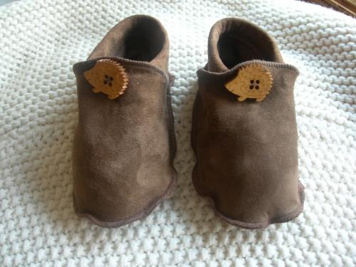 Des chaussons d'automne