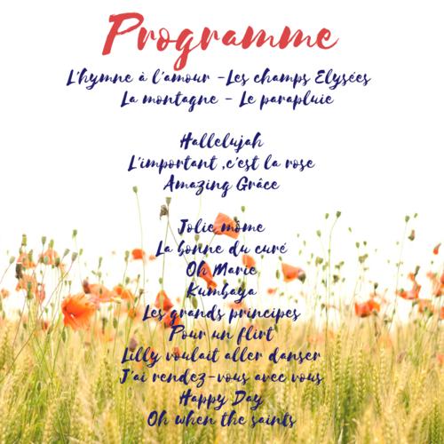 Programme Domitys Octobre 2019