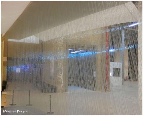 L'art et la matière au Palais de Tokyo