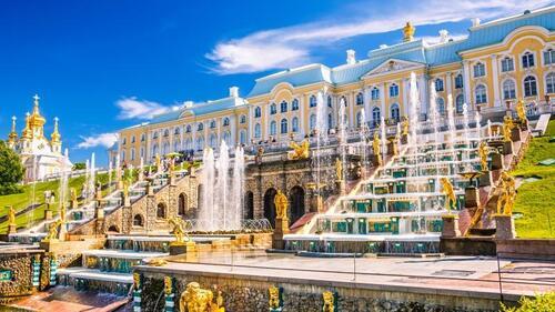 RUSSIE. St. Petersburg  (Voyages)