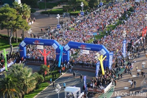 Marathon Nice Cannes  J-5