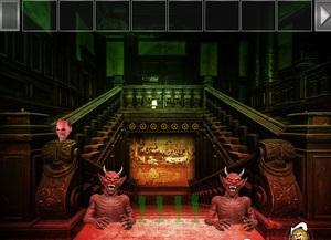 Jouer à Abandoned devil house escape