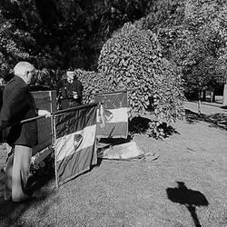 Victimes de l'OAS - Journée du souvenir - Compte rendu de la cérémonie du 6 octobre 2017 au cimetière parisien du Père-Lachaise.