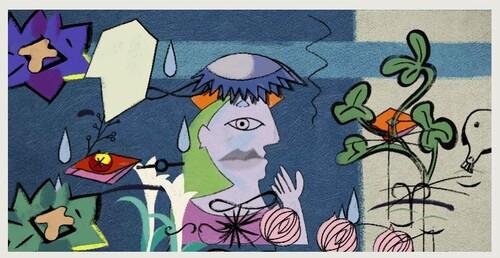 Picasso par Manon