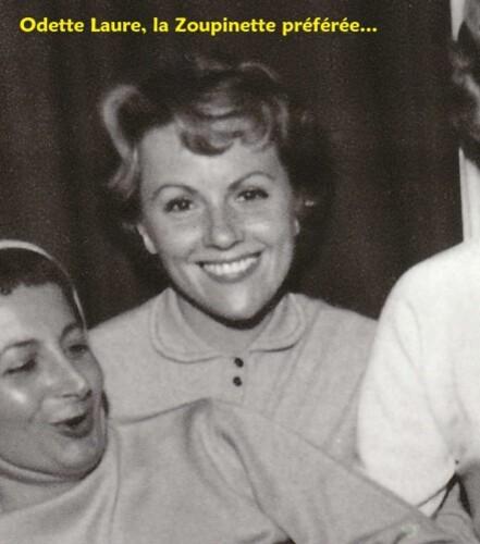 Odette Laure 1955