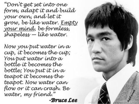 BE WATER (2020)