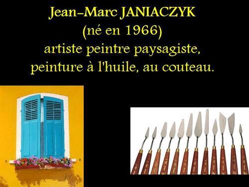 PPS MES CREATIONS  artiste peintre paysagiste,peinture à l'huile, au couteau