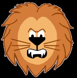 Macaron, le petit lion.