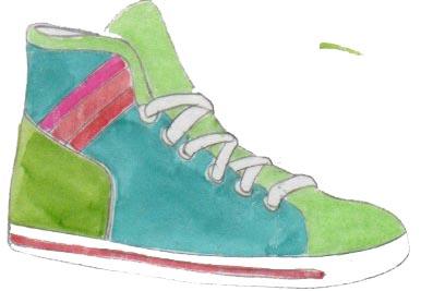 sneaker, tennis, bambas