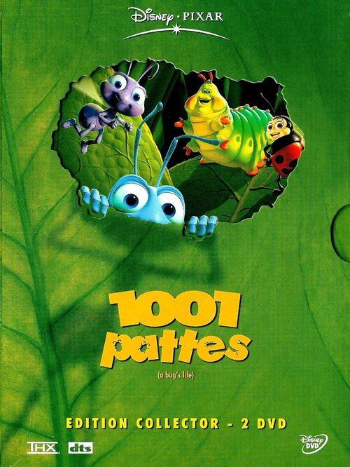 """Bonsoir a l'honneur : """" 1001 Pattes """""""